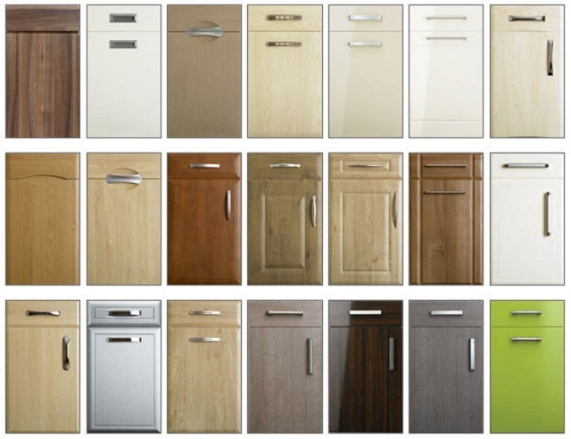 Kitchen cabinet doors the replacement door company for Black kitchen cabinet doors