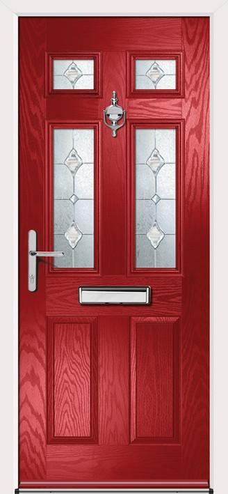 Carlton 4 - Sepino - Red - Chrome Lever.jpg
