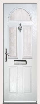 Chilton 3 Glazed White