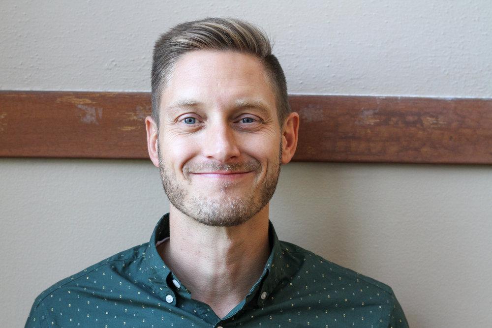 Bryan Buck | Lead Pastor