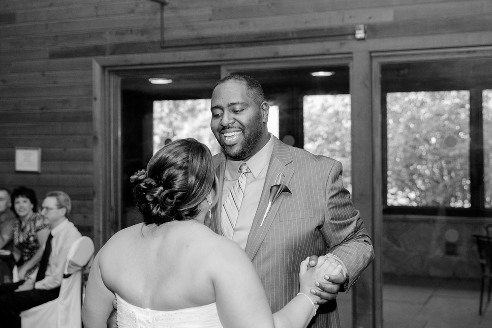 Arrowhead Lodge wedding reception