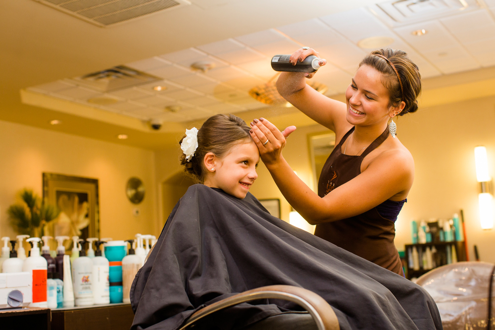 Salon at Traditions at the Glen