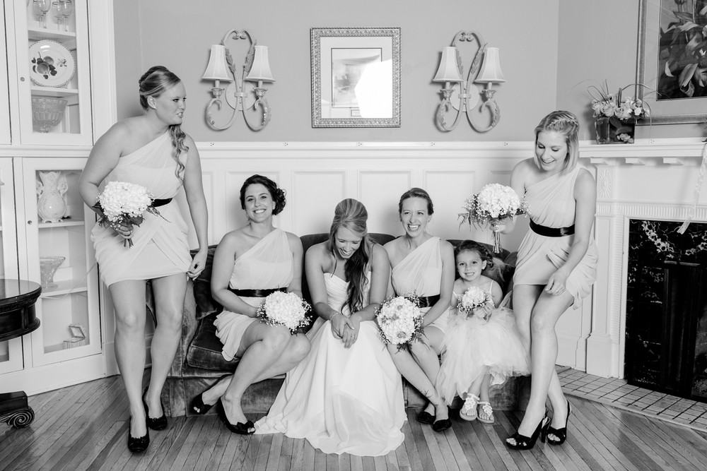 bridesmaids | Traditions at the Glen