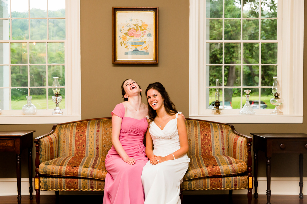 wedding photograph at the Fontainebleau Inn