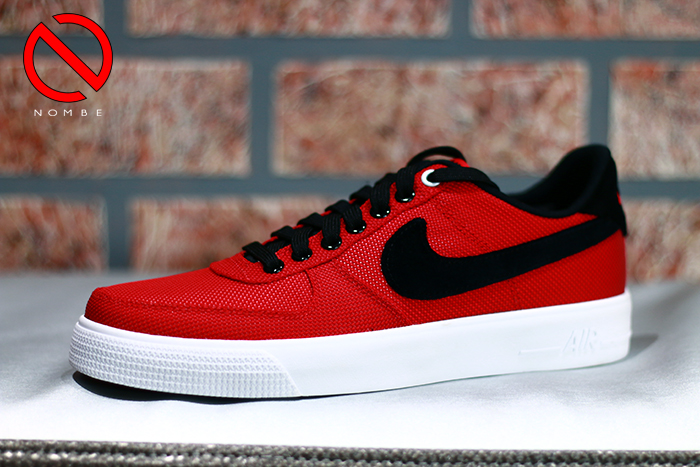 Air Force 1 AC Premium - Miami   656523-600   University Red/Black   $80