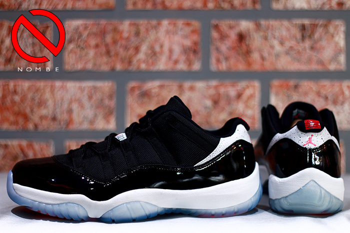 "Air Jordan 11 Low ""Infrared"" Style Code:  528895-023  Release Date:  06/14/14"