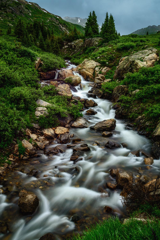 Linkin Lake Falls