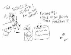 Be a Nutrition Ninja!