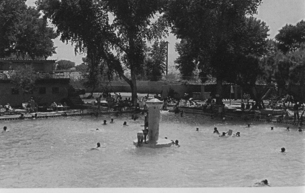Twin Lakes 1950s