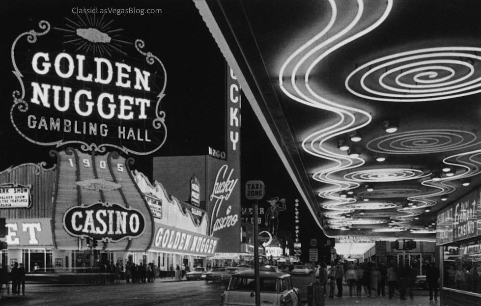 Fremont Street neon courtesy of As We Knew It and Classic Las Vegas