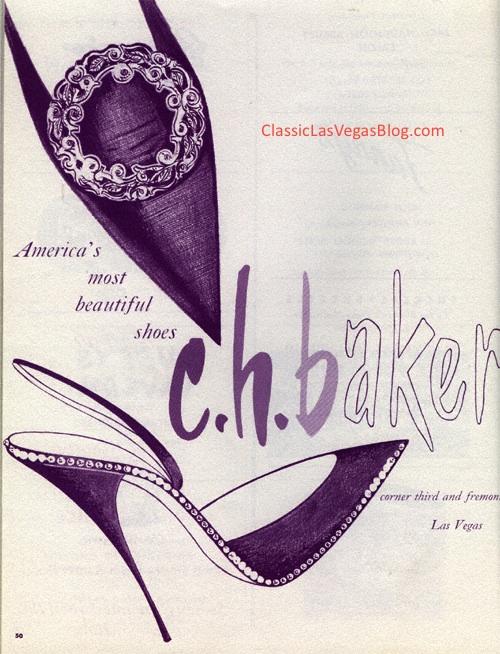 C.H. Baker Shoes