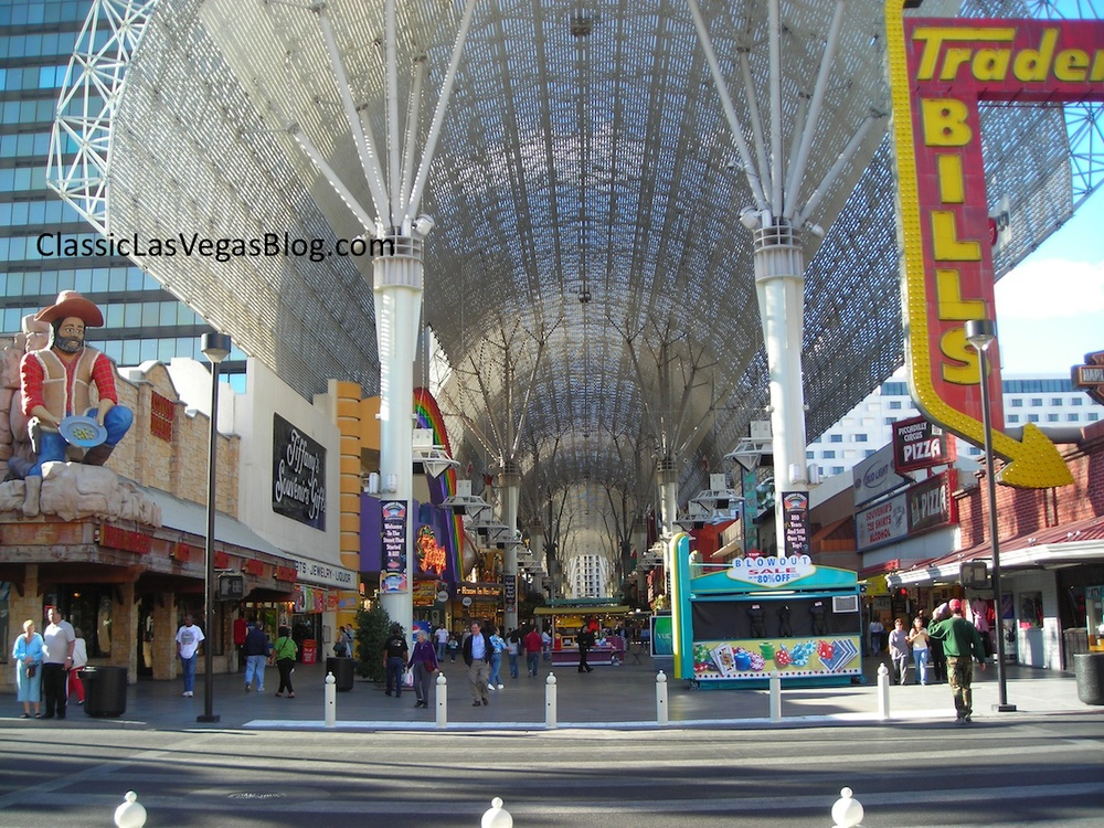 Modern Fremont Street, courtesy of Allen Sandquist
