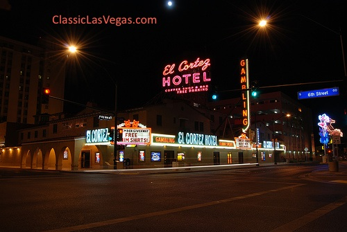El Cortez keeps its history shining brightly, courtesy of Allen Sandquist