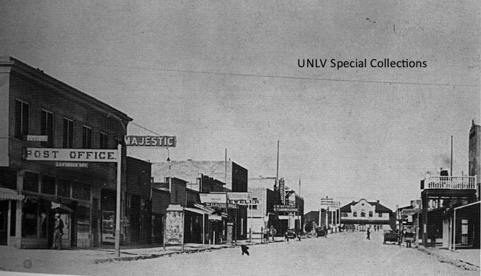 Fremont Street, 1914