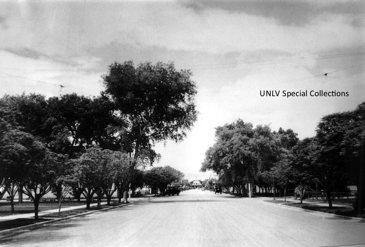 Fremont Street, 1920s