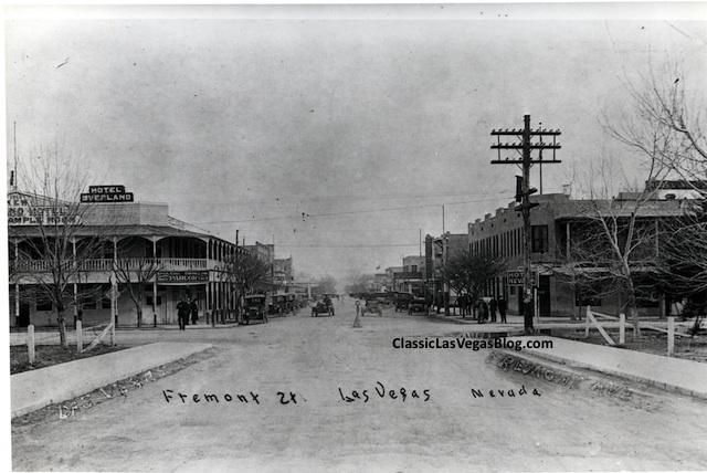 Fremont Street, 1906