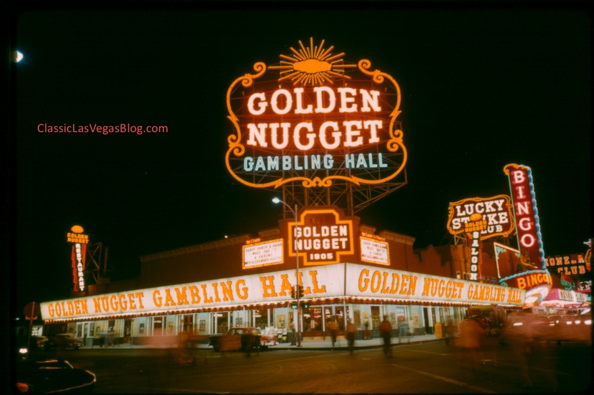 Golden Nugget, early 1950s