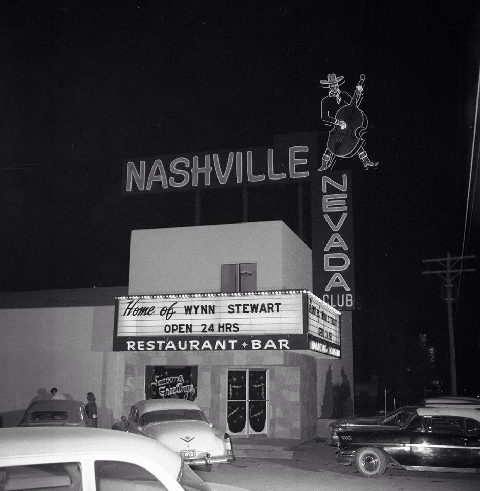 Nashville Nevada Club on Boulder Highway- my parents were regulars there