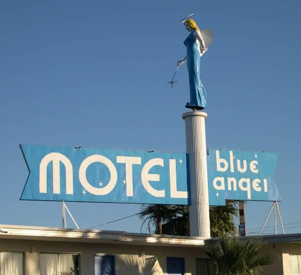 Blue Angel Motel