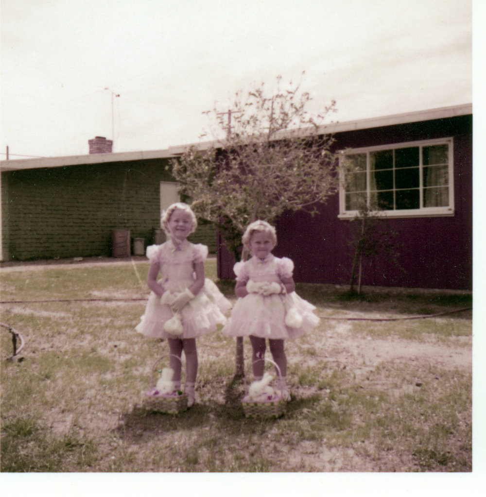Easter in the Huntridge District-The Kingham sisters