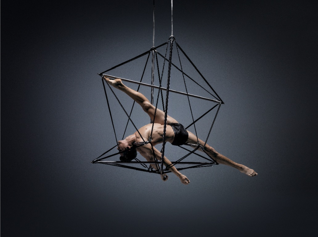Capacity Dance photo with Tensegrity