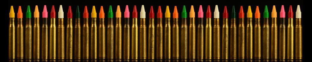 'Crayon Bullets' 2011