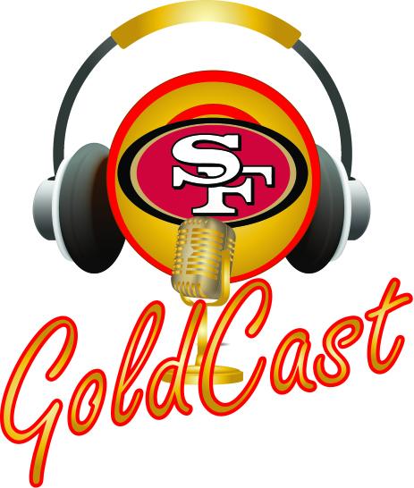 GoldCast Logo Red
