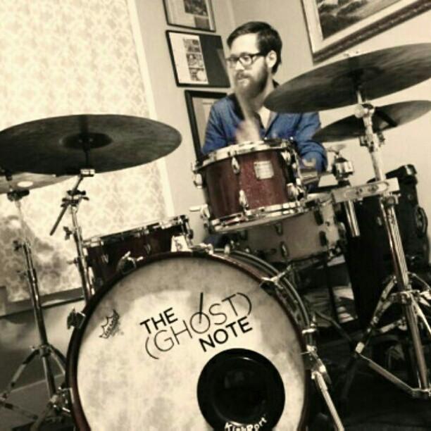 Colby Schreck Drum Set - Snare Drum