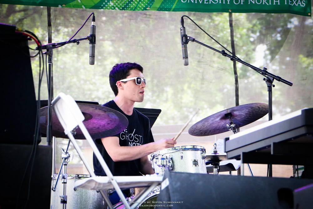 Andrew Scott Drum Set - Snare Drum