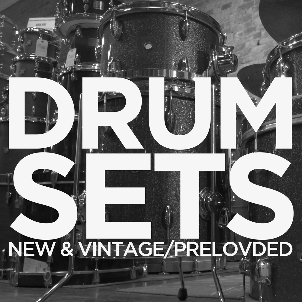 SHOP  DRUM SETS