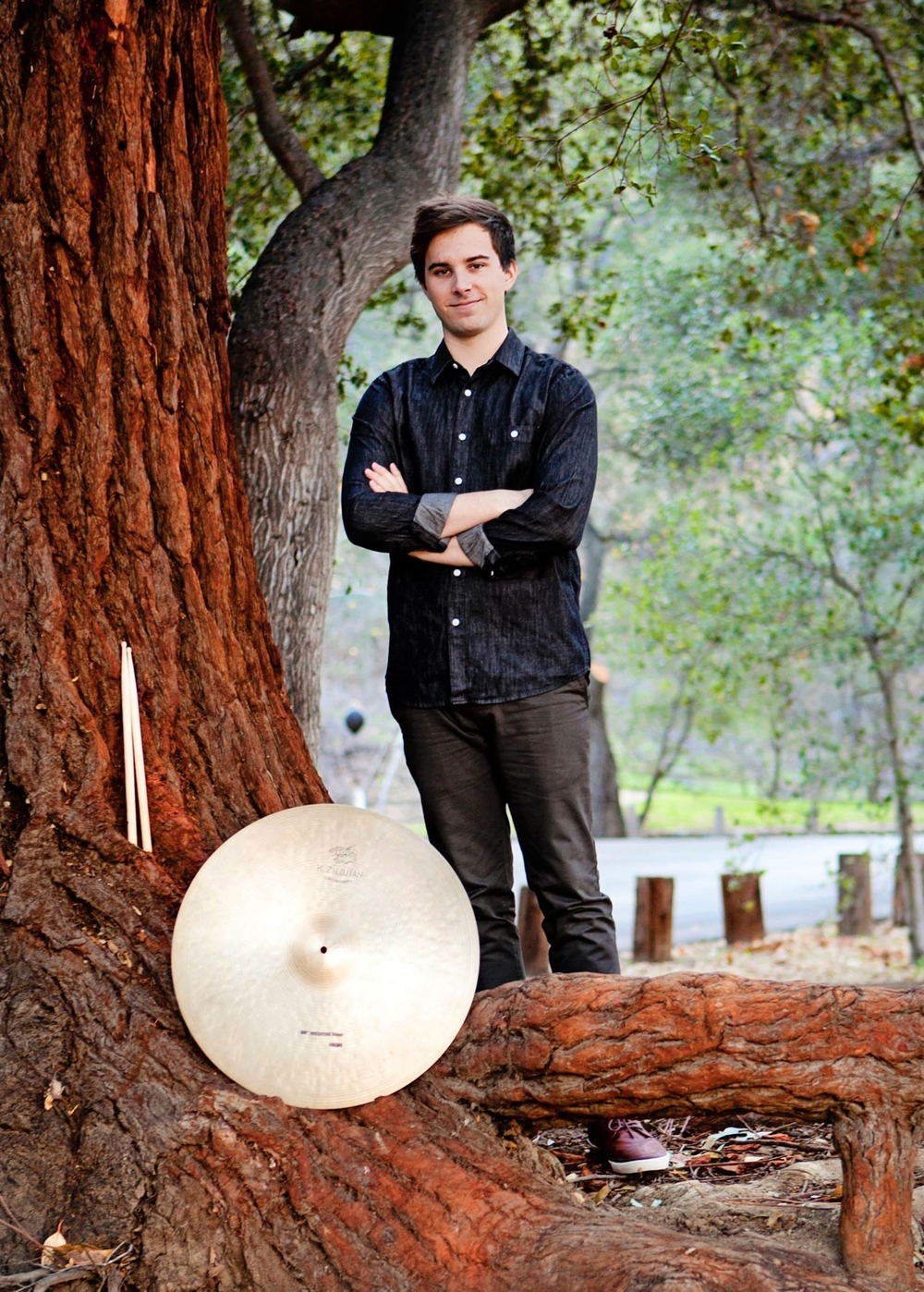 Connor Kent Drum Set - Snare Drum - Hand Percussion