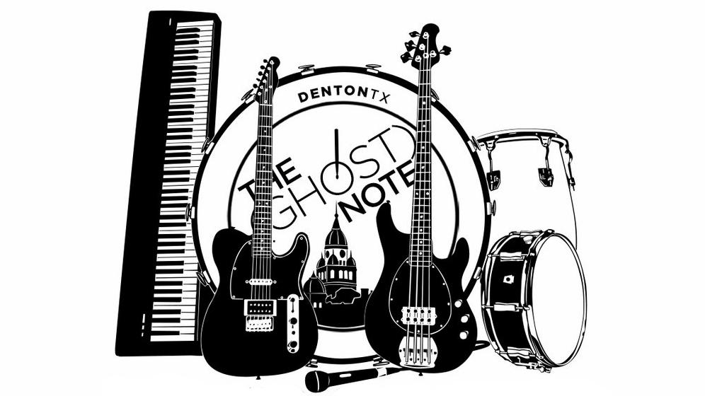 MUSIC SCHOOL - private lessons on drums & percussion, guitar, piano, bass and voice AND group playing opportunities through our (Ghost) Note Bands.