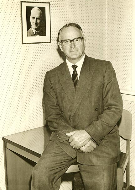 E.L (Les) Hope (circa 1966)