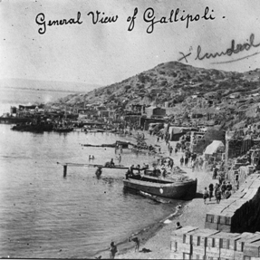 Gallipoli Peninsula circa 1915
