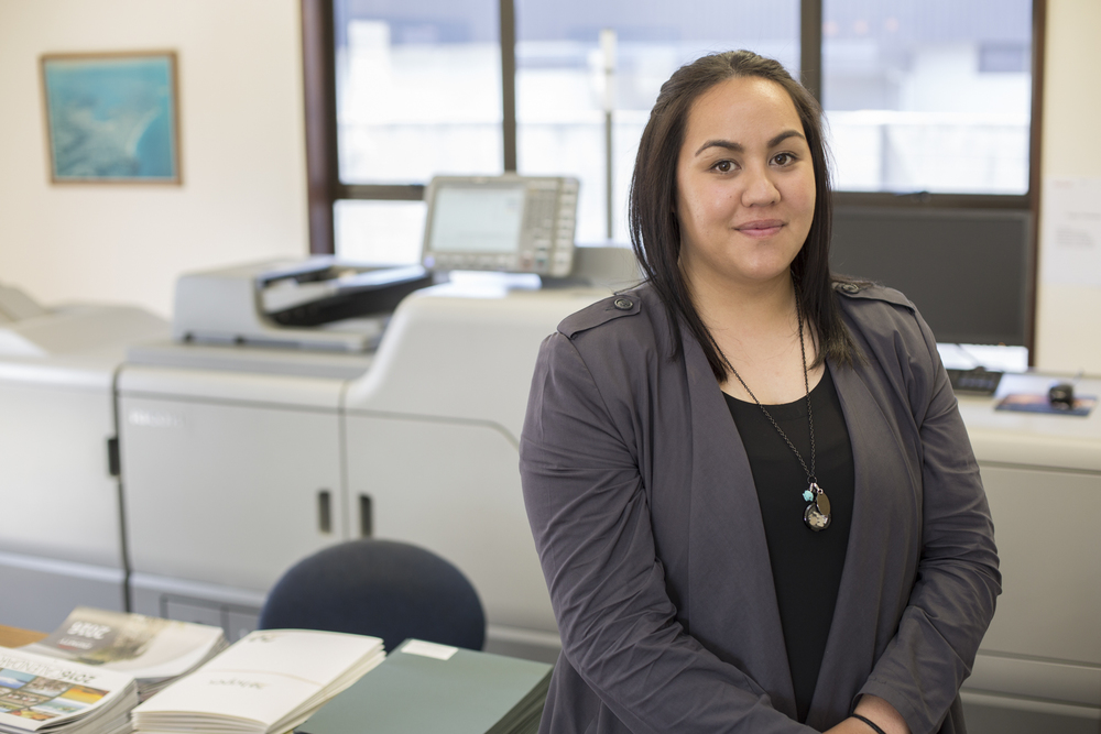 Megan Te Amo, Print Manager