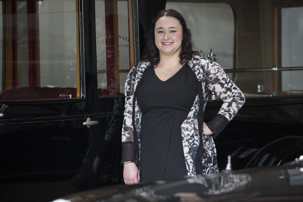 Jodie Hope -  Funeral Director