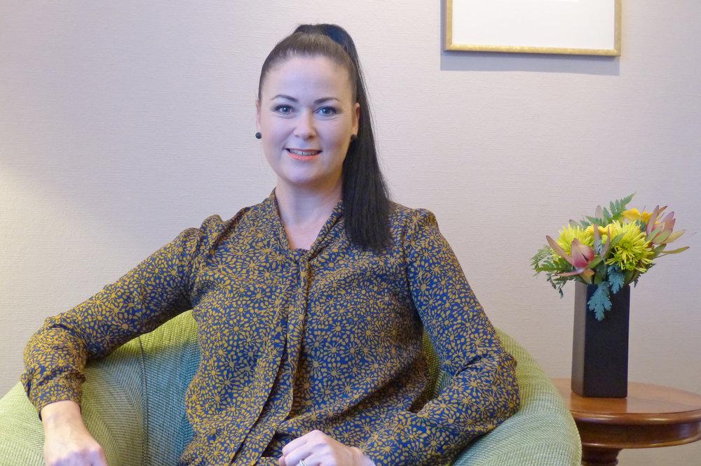 Lisa Breen -  Funeral Director