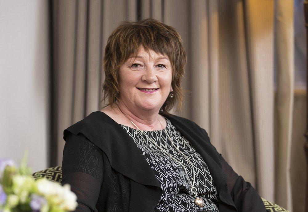 Donna Jenkins — Funeral Director