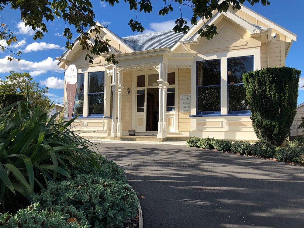 Mosgiel   Chestnut Villa Funeral Home