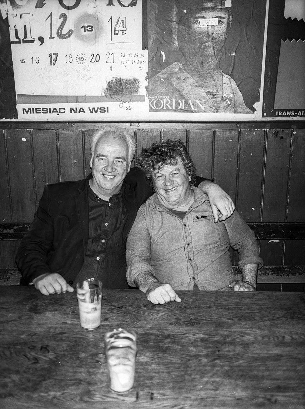 Tim & Dennis . The Phoenix, Canberra, ACT (2013).