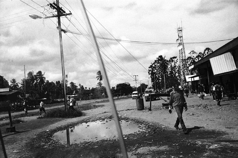 Popondetta, PNG (2008)