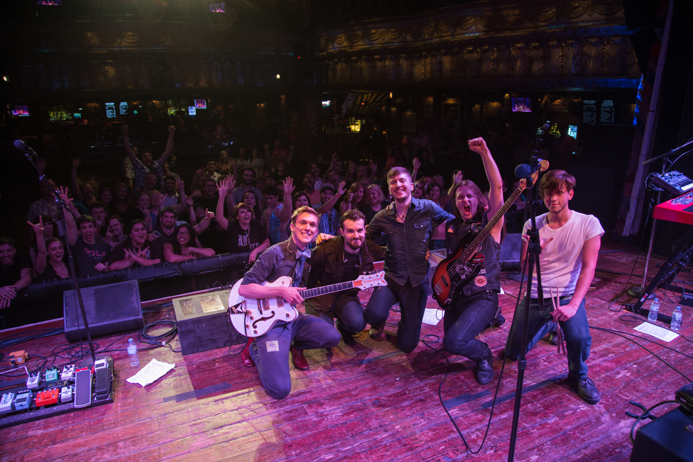 Countless Nights Record Release at House of Blues