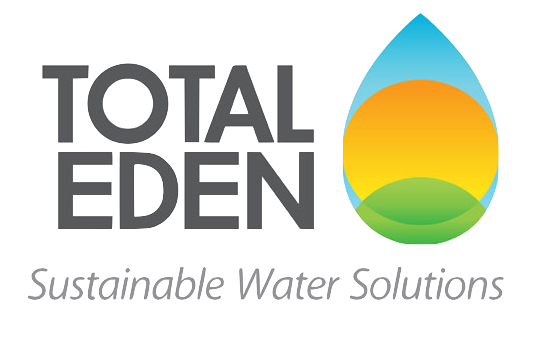 - Total Eden are experts in water management, supplying products for both industrial and household applications.