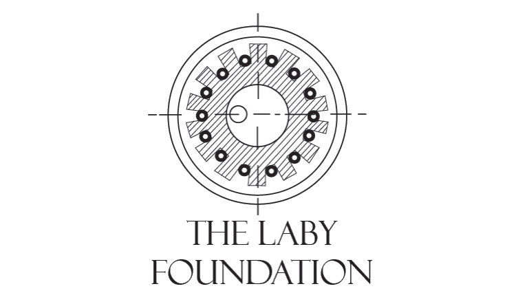 - The Laby Foundation was continues the legacy of Thomas Howell Laby, former Professor of Natural Philosophy at the University of Melbourne.