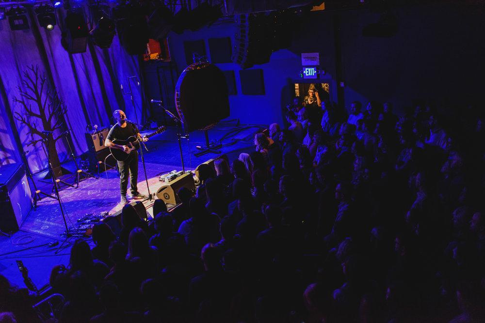 Live at Neumos - Seattle, WA    Photo by Jason Tang.