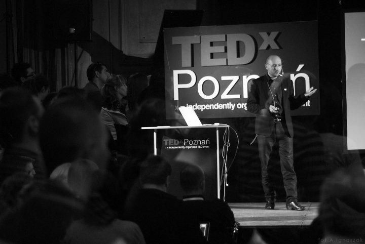 Moje wystąpienie na TEDx Poznań