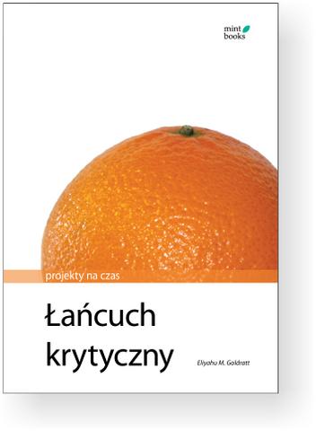 Łańcuch krytyczny Goldratta w nowym wydaniu ukaże się w sprzedaży 15 lipca 2009. Nowość: wywiady z polskimi praktykami metody łańcucha krytycznego. Kliknij na zdjęcie.