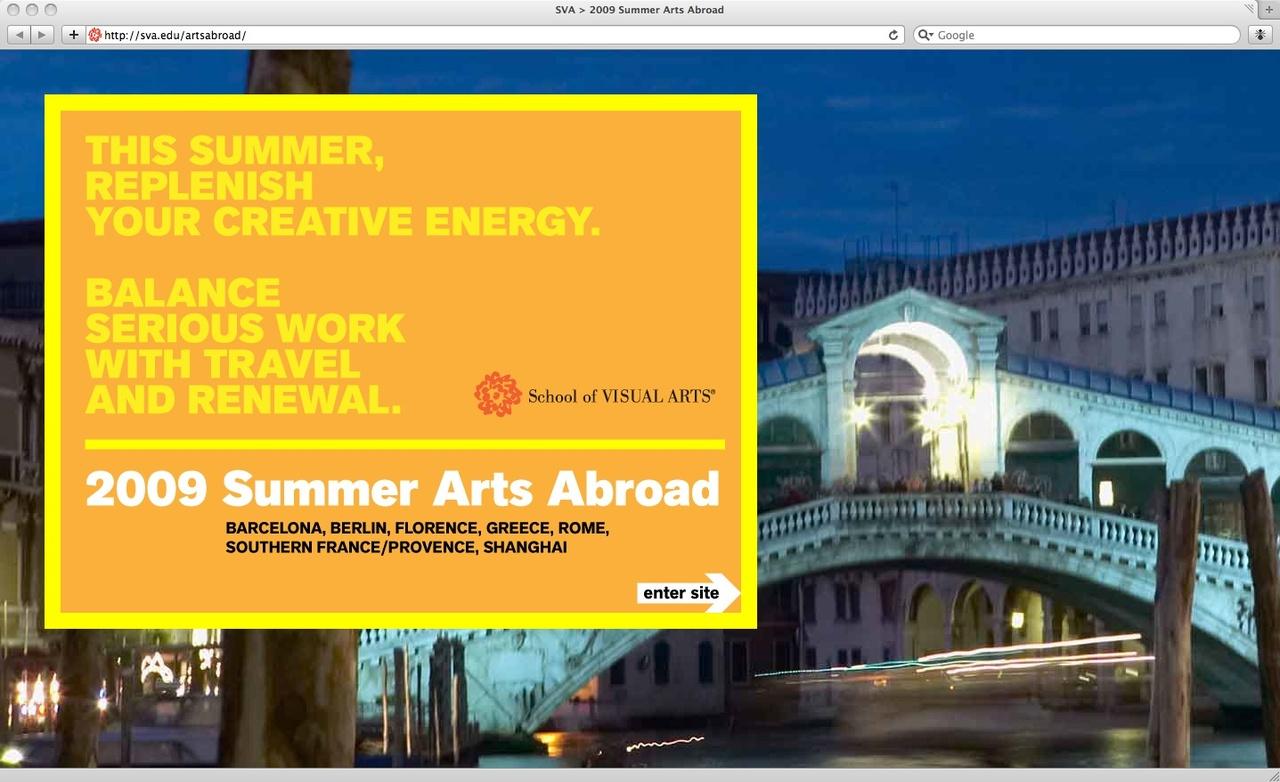 Niezwykle ciekawy design strony — aż trudno uwierzyć, że to strona internetowa: Helvetica + zdjęcie. (via The Deck ad in Twitterrific)