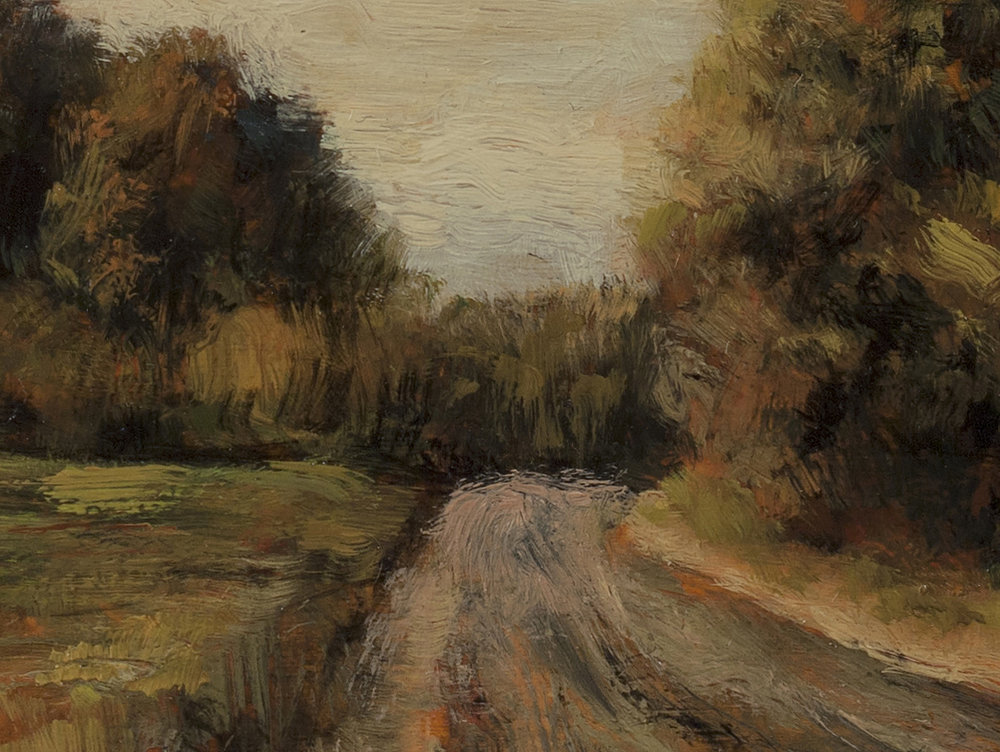 Russel Road 8x8 by M Francis McCarthy (Detail 2)