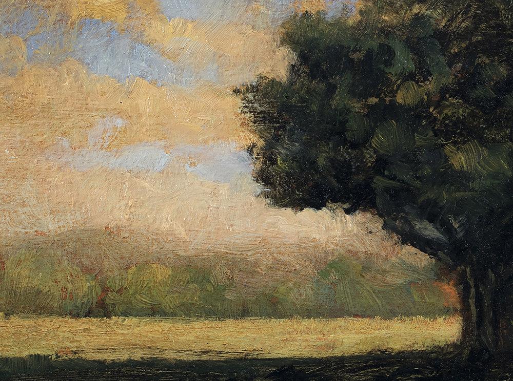 Fredrick's Field by M Francis McCarthy - 5x7 (Detail)